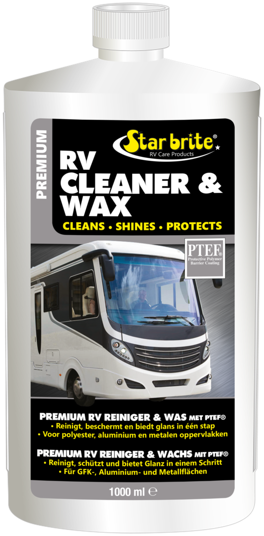 Starbrite Premium Cleaner & Wax 1000ml