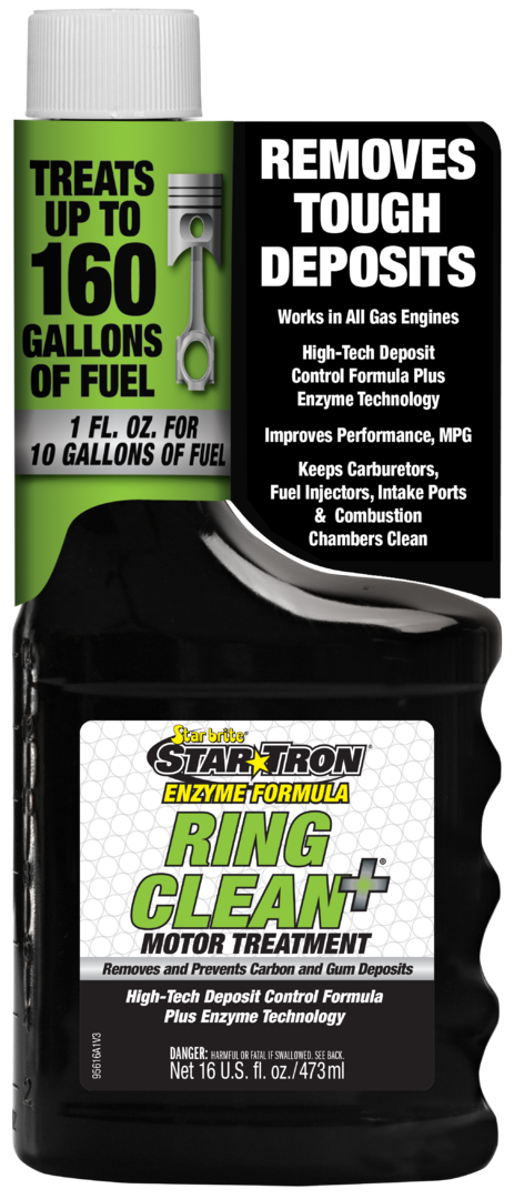 Star Tron® Ring Clean + Motoronderhoud 500ml